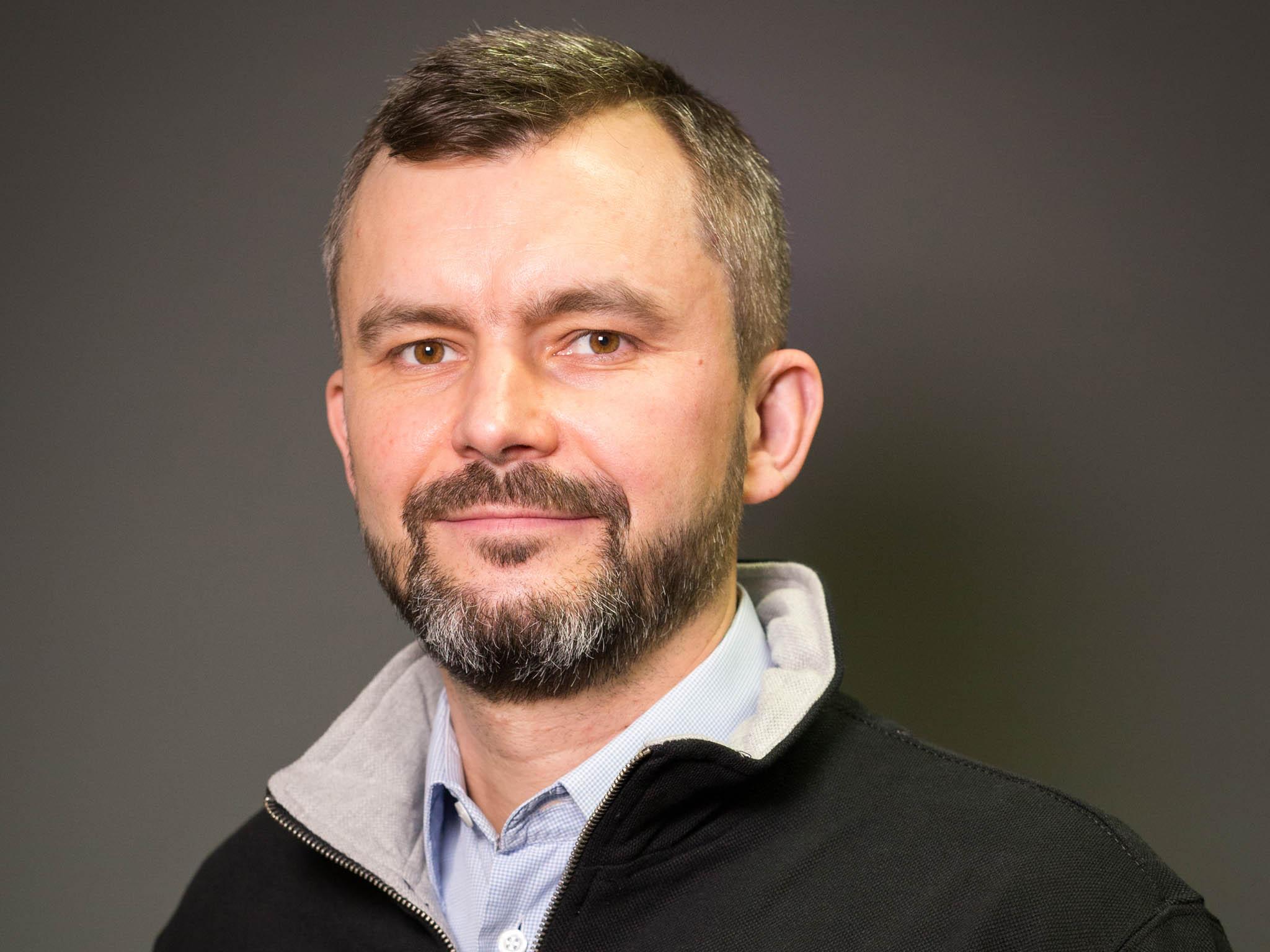 Zakladatel firmy Bohdan Tetiva