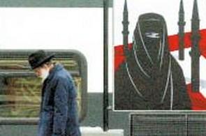 Švýcaři před referendem o islámu