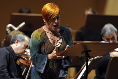 Dagmar Pecková zpívá Mahlera