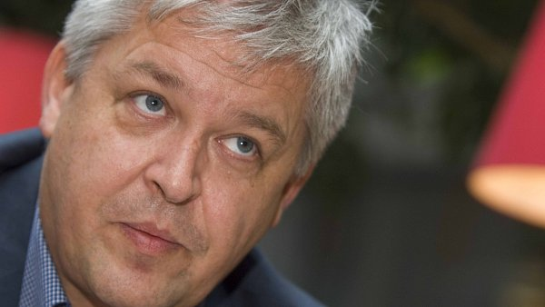 Ekonom Miroslav Zámečník