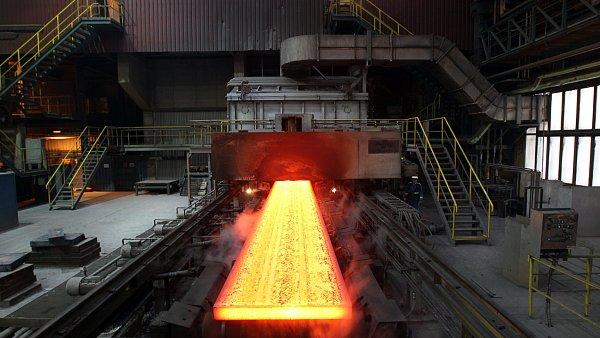 Ocelářům pomáhá tuzemská poptávka - ilustrační foto.