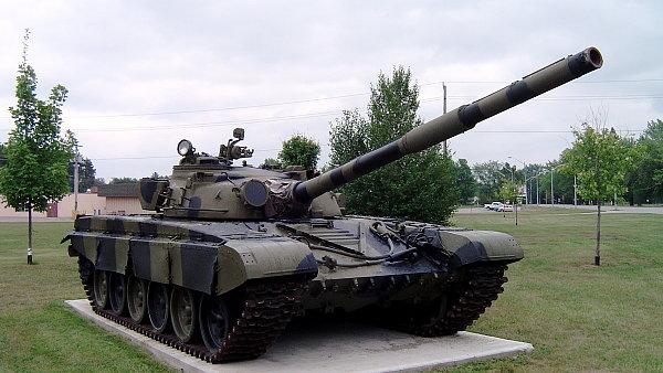Konec legendy: vojáci poslali tanky t-72 do skladů. čekají, až je