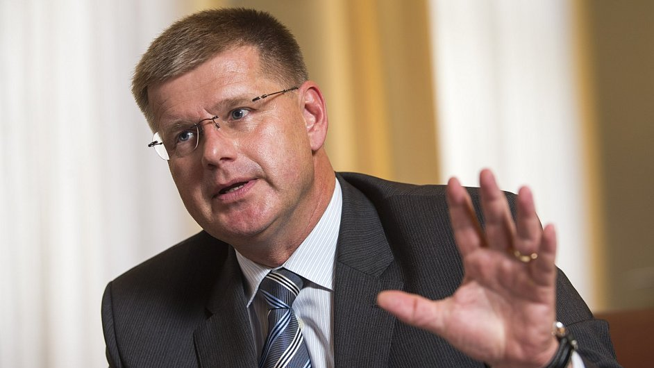 Daniel Volák, náměstek ministra spravedlnosti