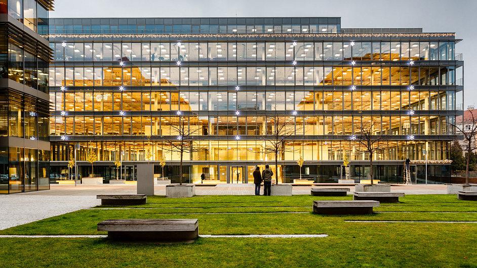 Kancelářský projekt Classic 7 Business Park.