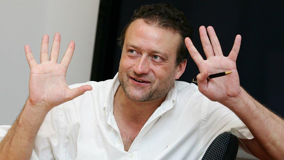 Marek Čmejla, jeden z obviněných manažerů v kauze MUS