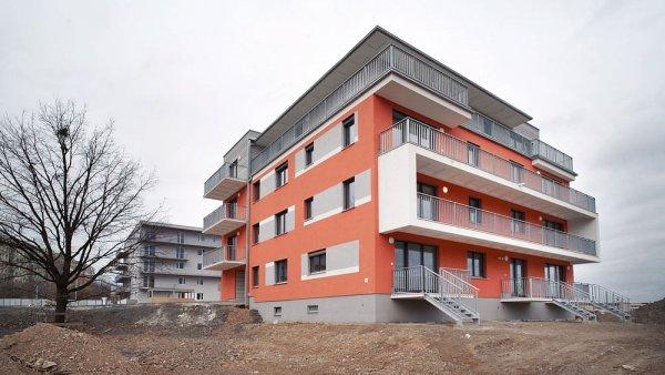 Bytov� d�m v pasivn�m energetick�m standardu v projektu Mil��ovsk� h�j