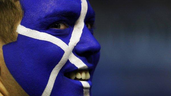 Skotsko je naše.
