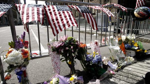 Boston po tragédii.