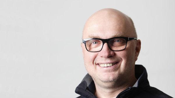 Komentátor týdeníku Respekt Jan Macháček
