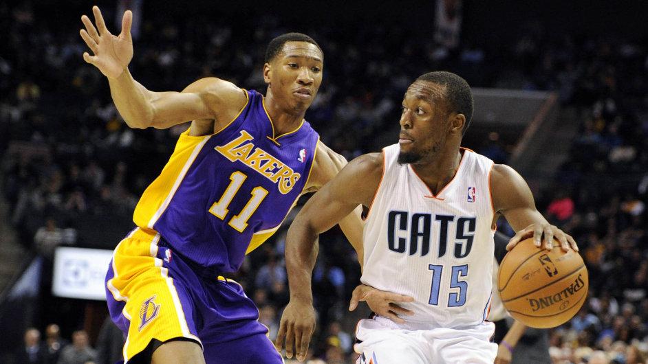Bobcats mají po letech namířeno do play-off. Lakers jsou v opačné situaci