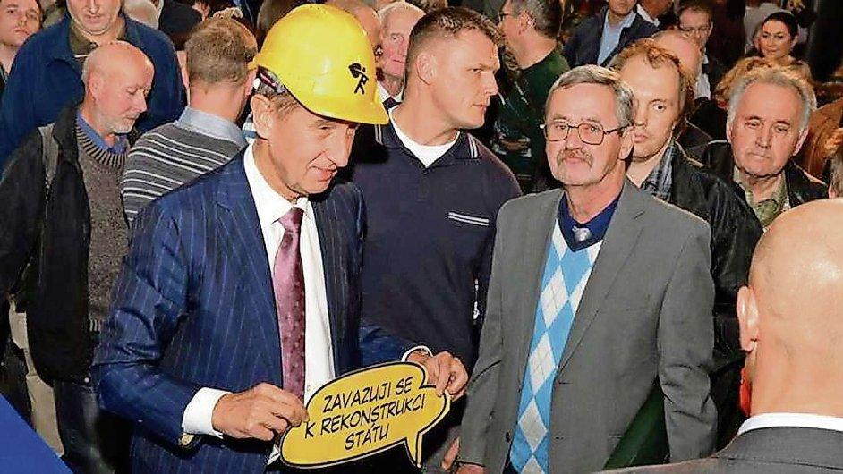 První, co šéf hnutí ANO Andrej Babiš po volbách slíbil, bylo prosazení zákonů iniciativy Rekonstrukce státu.