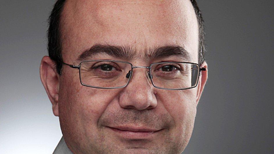 Politický geograf Michael Romancov
