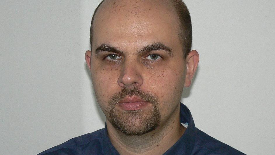 David Halbrštát, vedoucí vývojového týmu Fenix v Asseco Solutions.