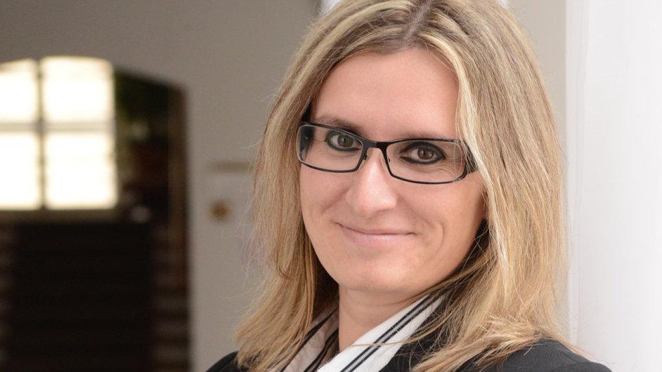 Nová ministryně pro místní rozvoj Karla Šlechtová