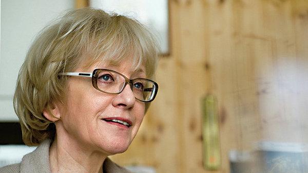 Poslankyně za ANO Helena Válková prosadila svůj návrh, byť jej poslanci výrazně okleštili.