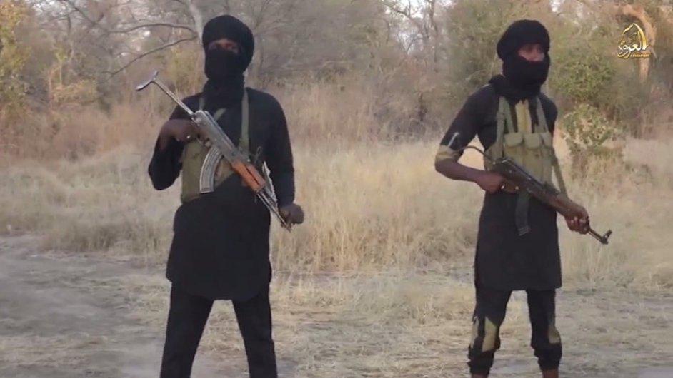 Ozbrojenci z Boko Haram (ilustrační foto).