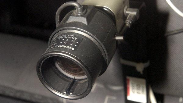 Palubní kamera do automobilu