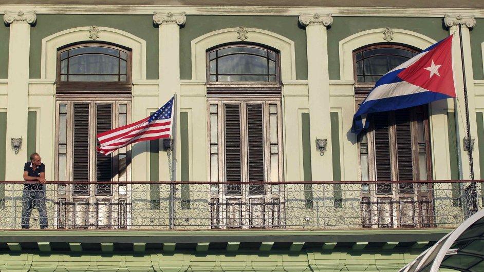 Diplomacie mezi Kubou a Spojenými státy funguje.