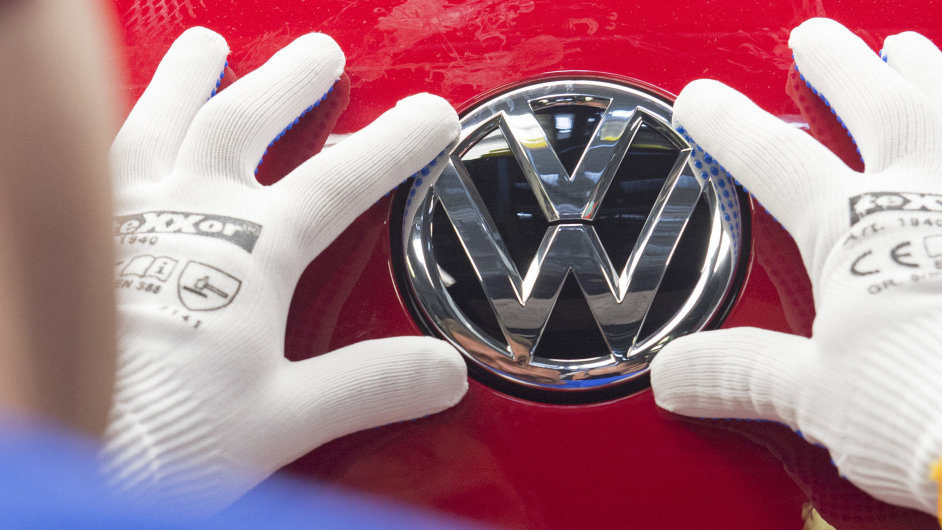 Volkswagen (Ilustrační foto).