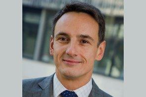 Manuel Lachaux, viceprezident pro finanční komunikaci a vztahy s investory společnosti AREVA