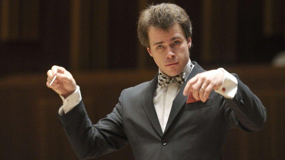 Jakub Hrůša se příští rok stane šéfdirigentem Bavorské státní filharmonie.