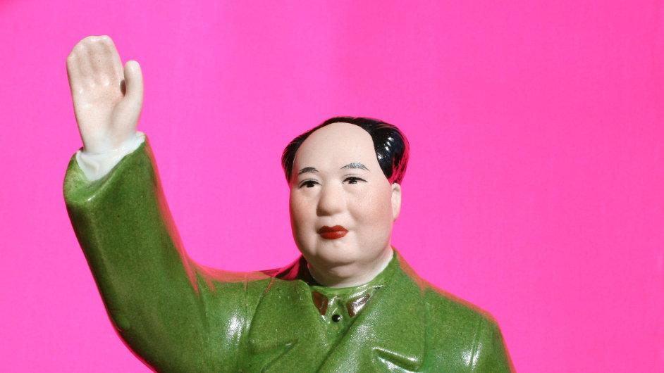 Diktátor Mao Ce-tung vládl v Číně téměř třicet let, nyní mu postavili obří sochu - Ilustrační foto.