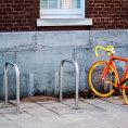 Bikesharing umo��uje jednoduchou, stylovou a zdravou p�epravu po m�st� - Ilustra�n� foto.