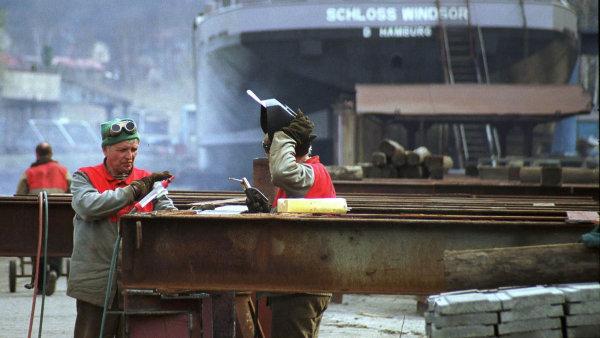 Konec intervencí by mohl přilákat více dělníků ze zahraničí - Ilustrační foto.