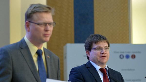 Očko také zdůrazňuje, že chce více spolupracovat s Bělobrádkovou radou.