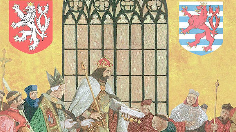 Jan A. Novák: Karel IV. | Hospodářské noviny (iHNed.cz)