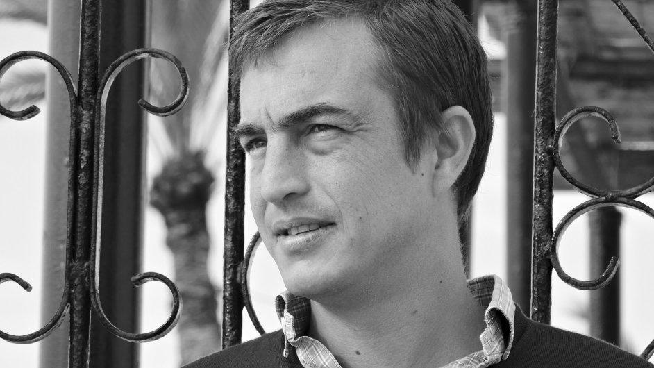 Autorem knihy je pětatřicetiletý Olivier Bourdeaut.
