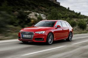 Audi A4: raketové kombi pro manažerovu rodinu