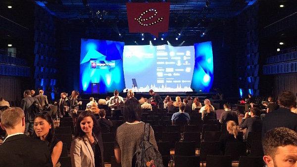 Konference Engage 2016 se koná v sále Forum Karlín