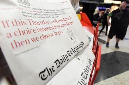 Německé firmy znepokojuje vývoj unie a možný brexit