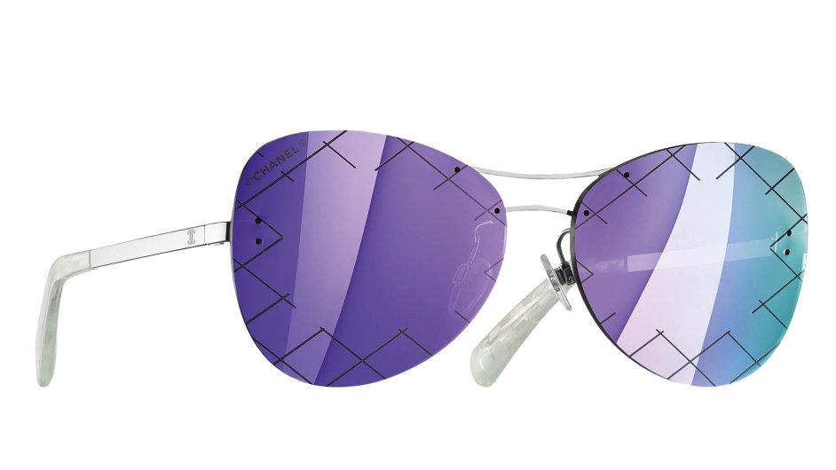 Brýle z řady módního domu Chanel