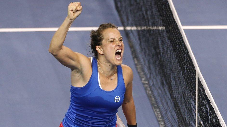 Češky potřetí v řadě vyhrály Fed Cup.