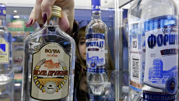 Vláda buď zvýší daně na všechen líh, nebo sníží daně na vodku - Ilustrační foto.