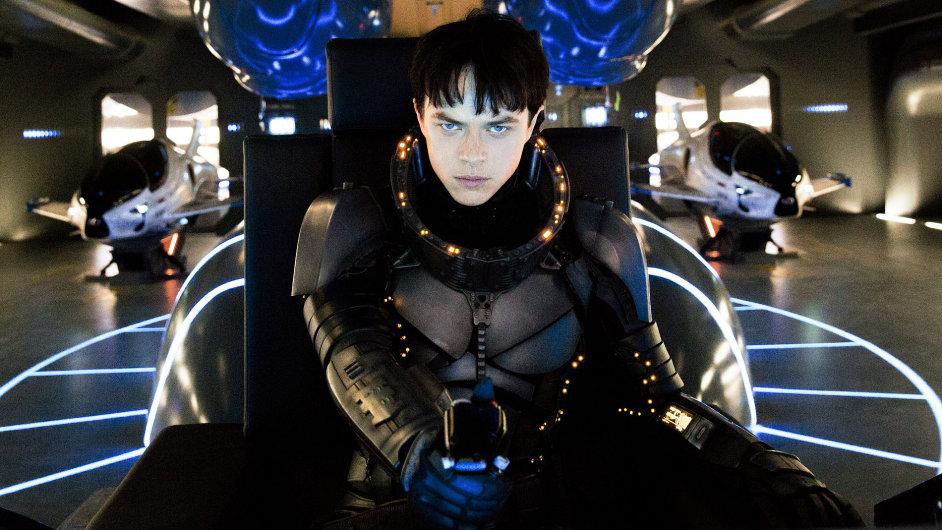 Film Valerian a město tisíce planet do českých kin vstoupí v červenci 2017.
