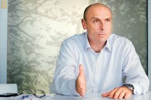 Obchodní ředitel TV Nova Jan Vlček