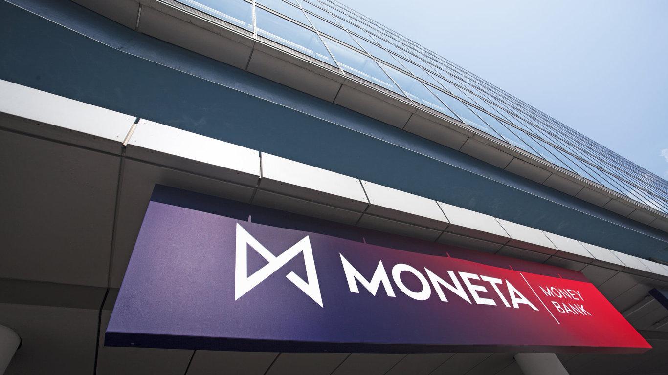 Je to rok, co Moneta Money Bank vstoupila na pražskou burzu.