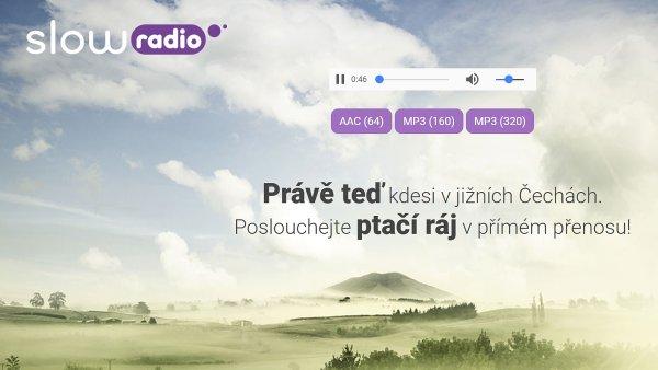 Ptačí Slow Radio