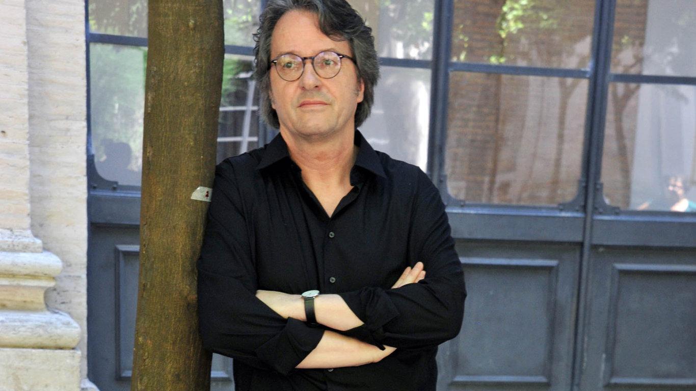 Ralf Rothmann dnes představí svou knihu vpražském Goethe-Institutu.