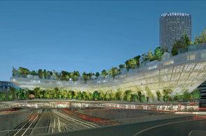 Paříž v roce 2022: V metropoli vyrostou futuristické stavby, jež změní její tvář