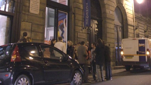 Spor o vedení Českých center vznikl kvůli propuštění Jeana-Gasparda Páleníčka z Českého centra v Paříži (na snímku).