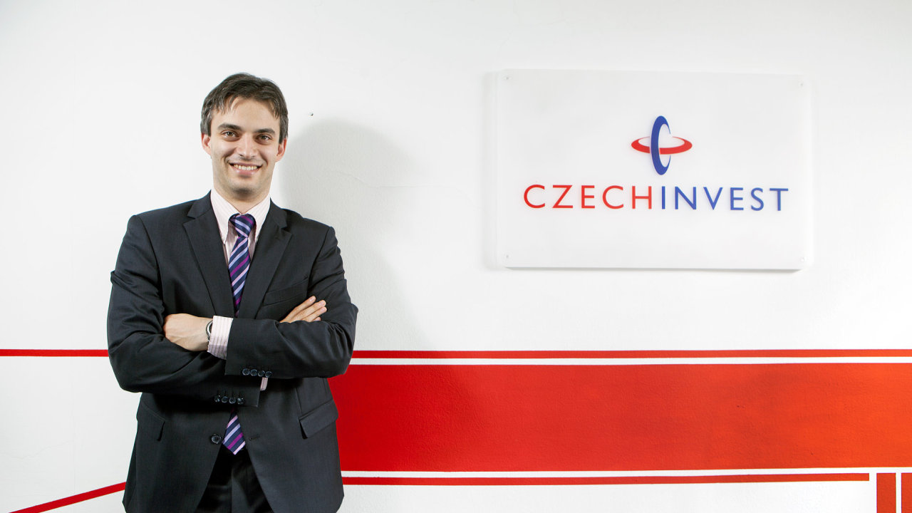 Karel Kučera, ředitel CzechInvestu