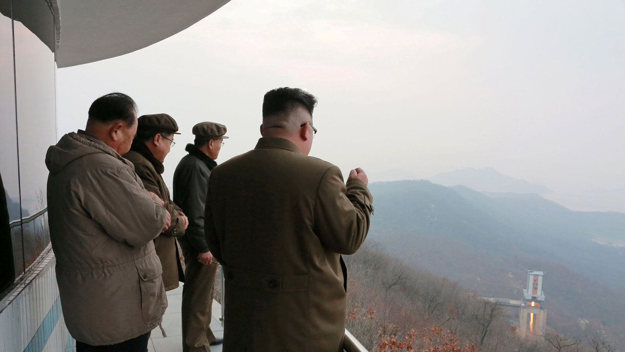Severní Korea pokusně odpálila další balistickou střelu.