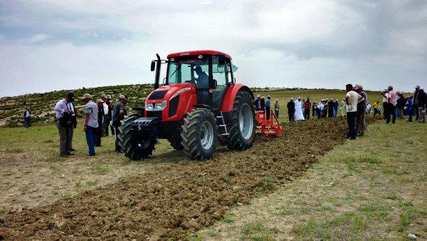 Brněnský Zetor chystá dvě nové modelové řady lehkých traktorů - ilustrační foto.