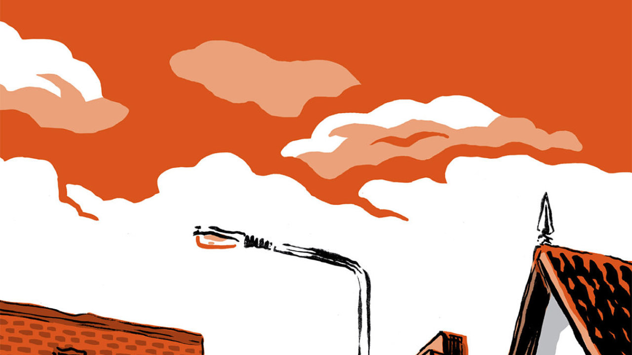 Josef Veselka: Překroč ten stín