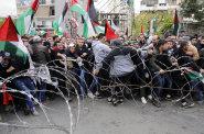 Pouliční protesty slábnou, arabské státy ale hrozí odvetou za stěhování americké ambasády