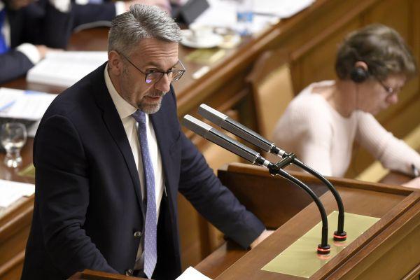 Ministr Vnitra, Lubomír Metnar.